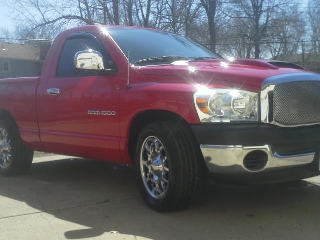 2007 Dodge Ram-1500-Regular-Cab