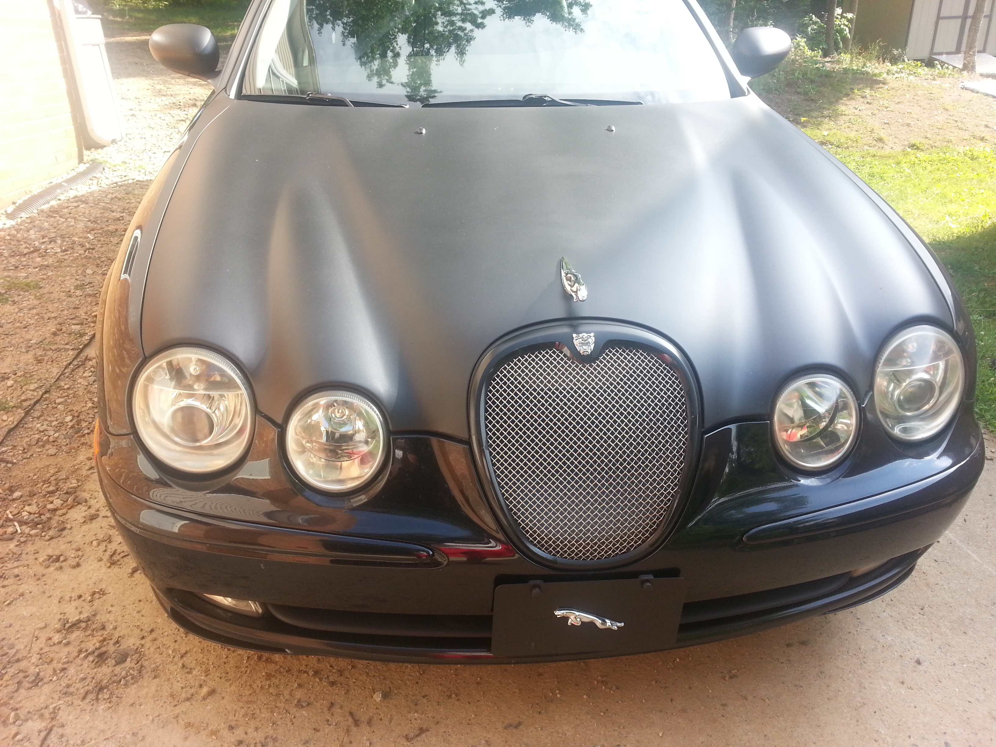 Deril25's 2003 Jaguar S-Type