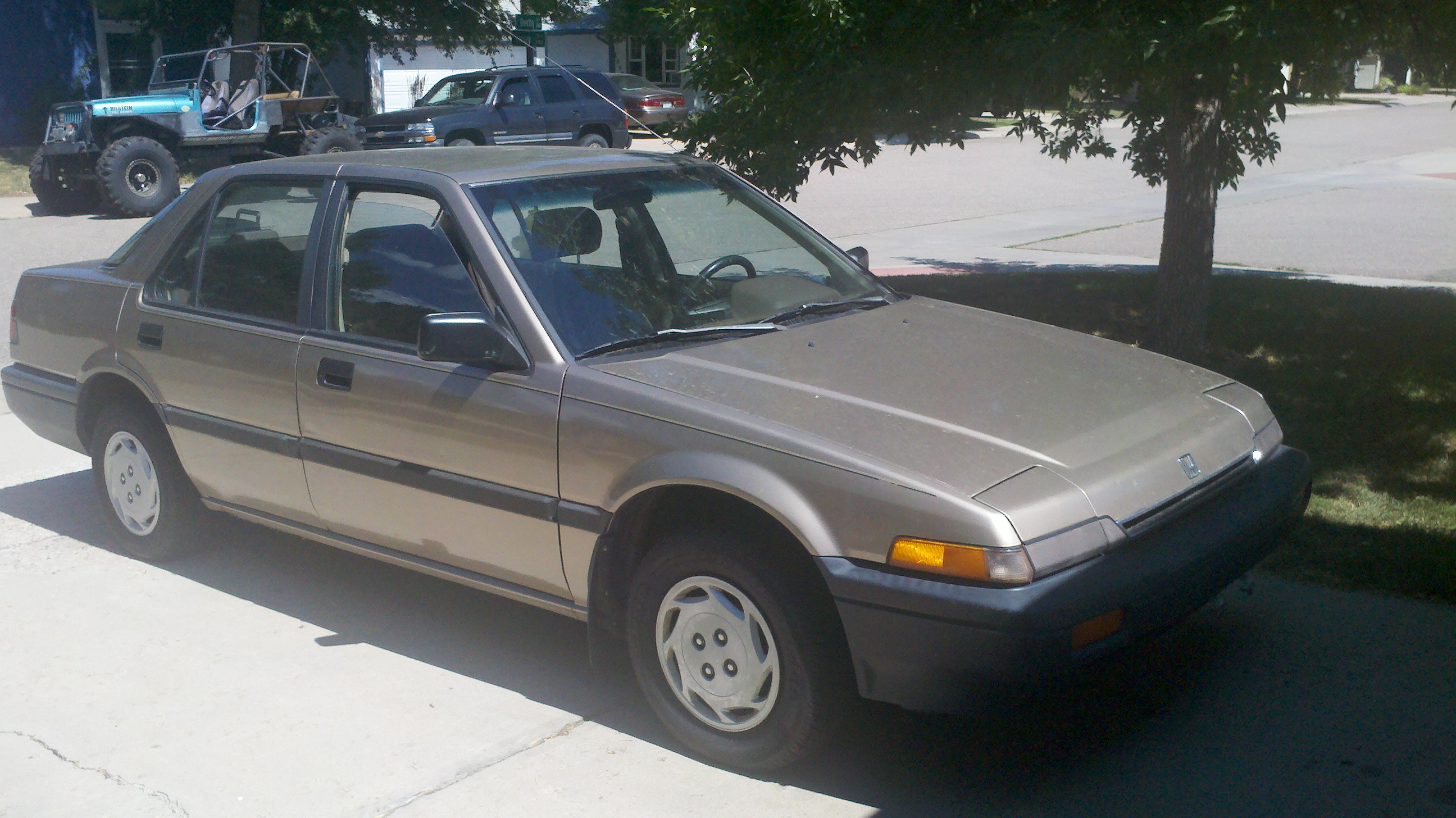 1987 Honda Accord