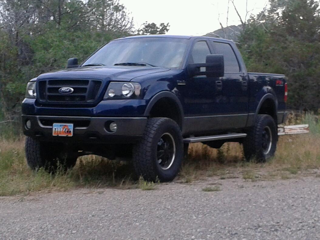 2007 Ford F150-SuperCrew-Cab