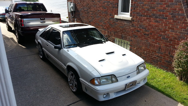 Mad-G 1989 Ford Mustang