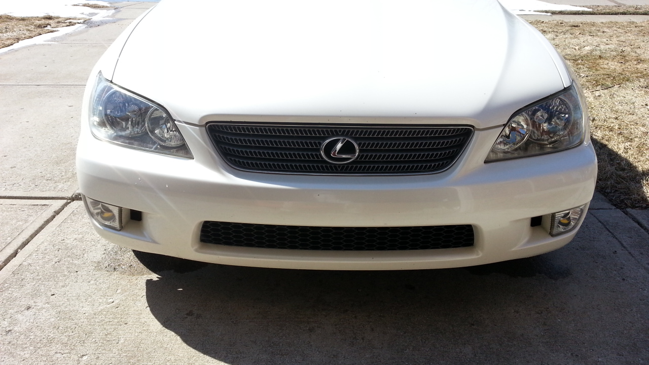 2001 Lexus IS