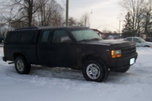 1995 Dodge Dakota Extended Cab