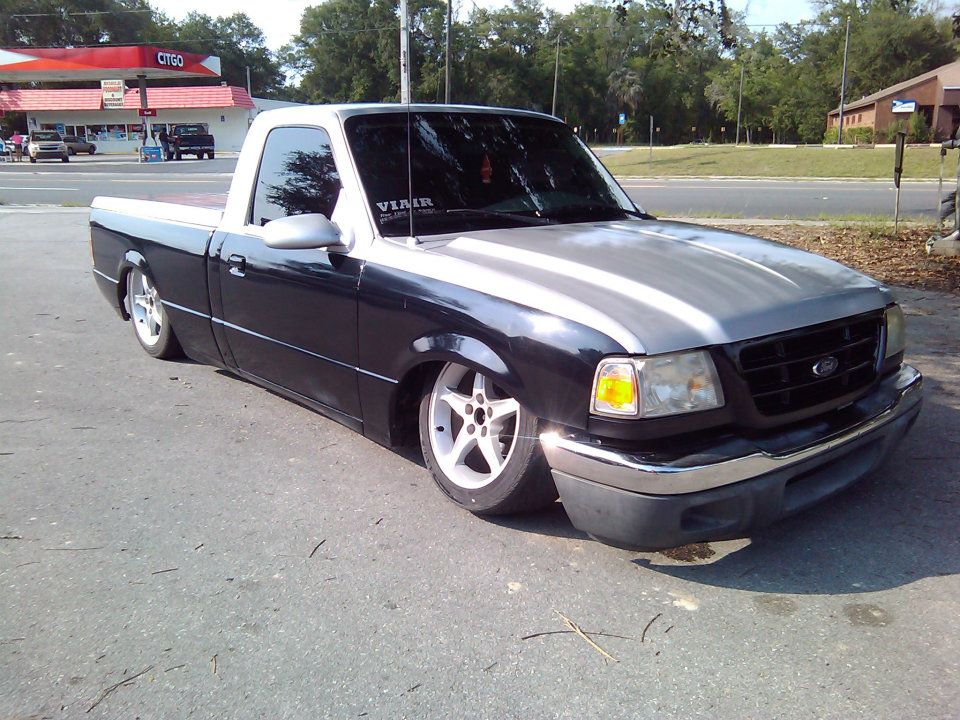 2000 Ford Ranger-Regular-Cab