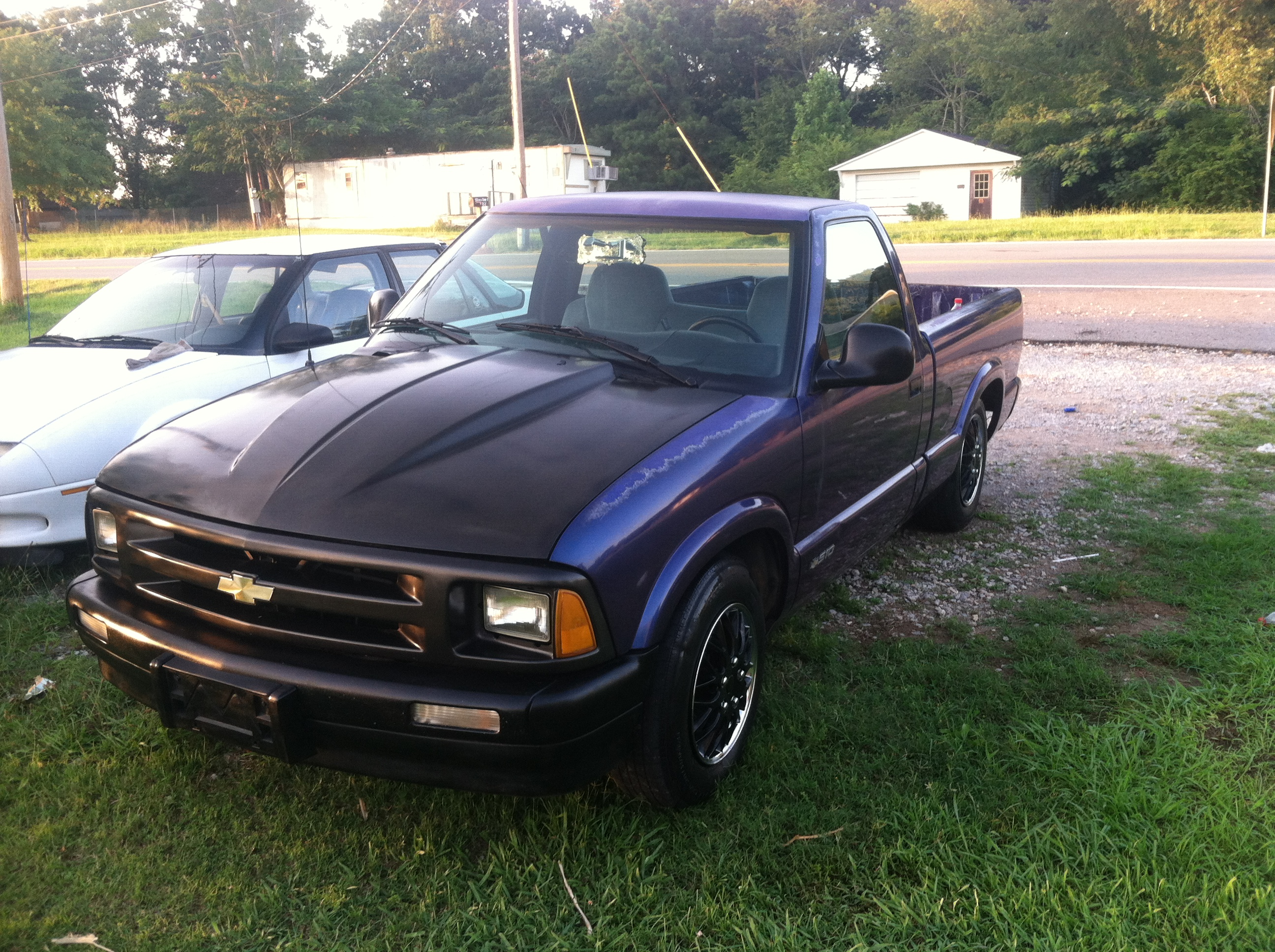 1994 Chevrolet S10-Regular-Cab