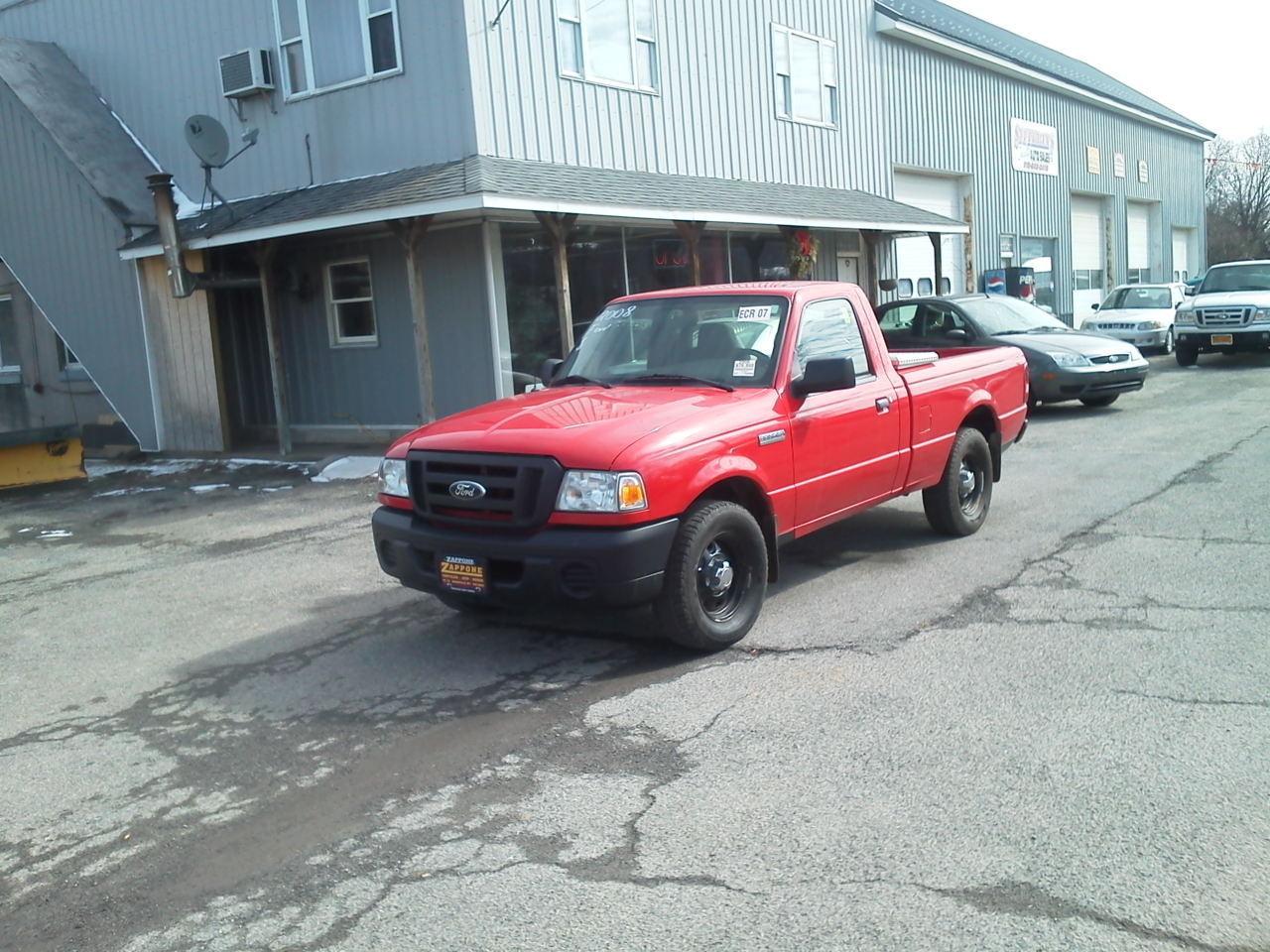 2008 Ford Ranger Regular Cab