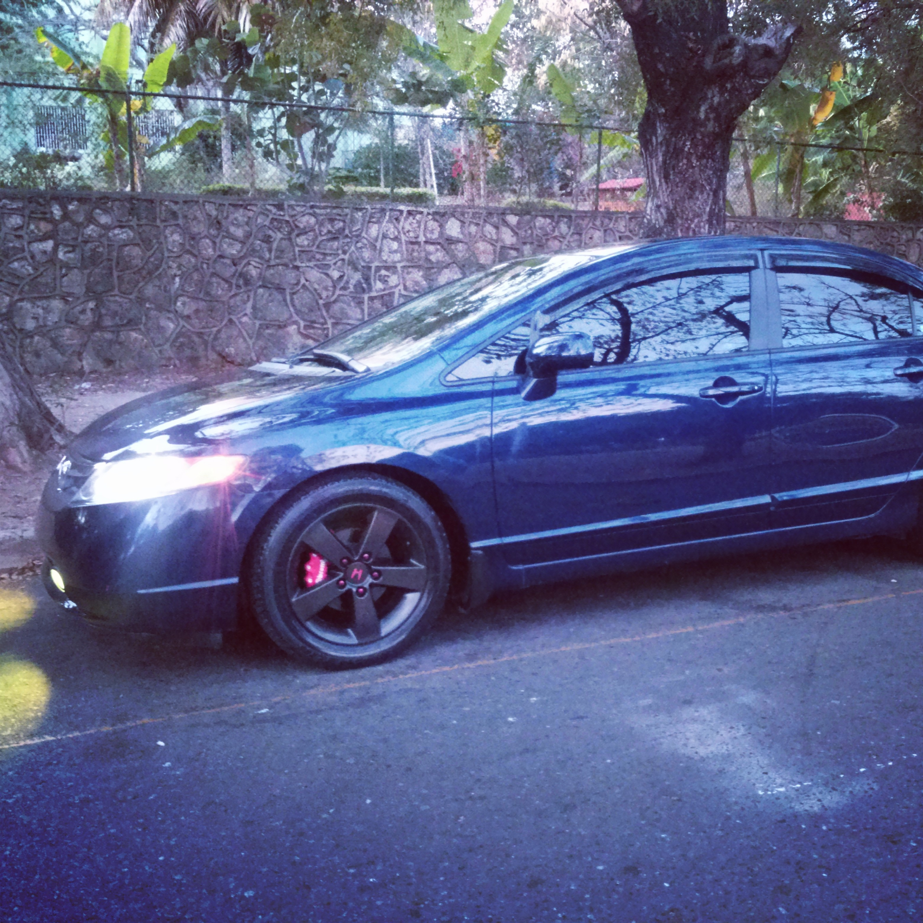 CivicBlueDreamDR 2006 Honda Civic