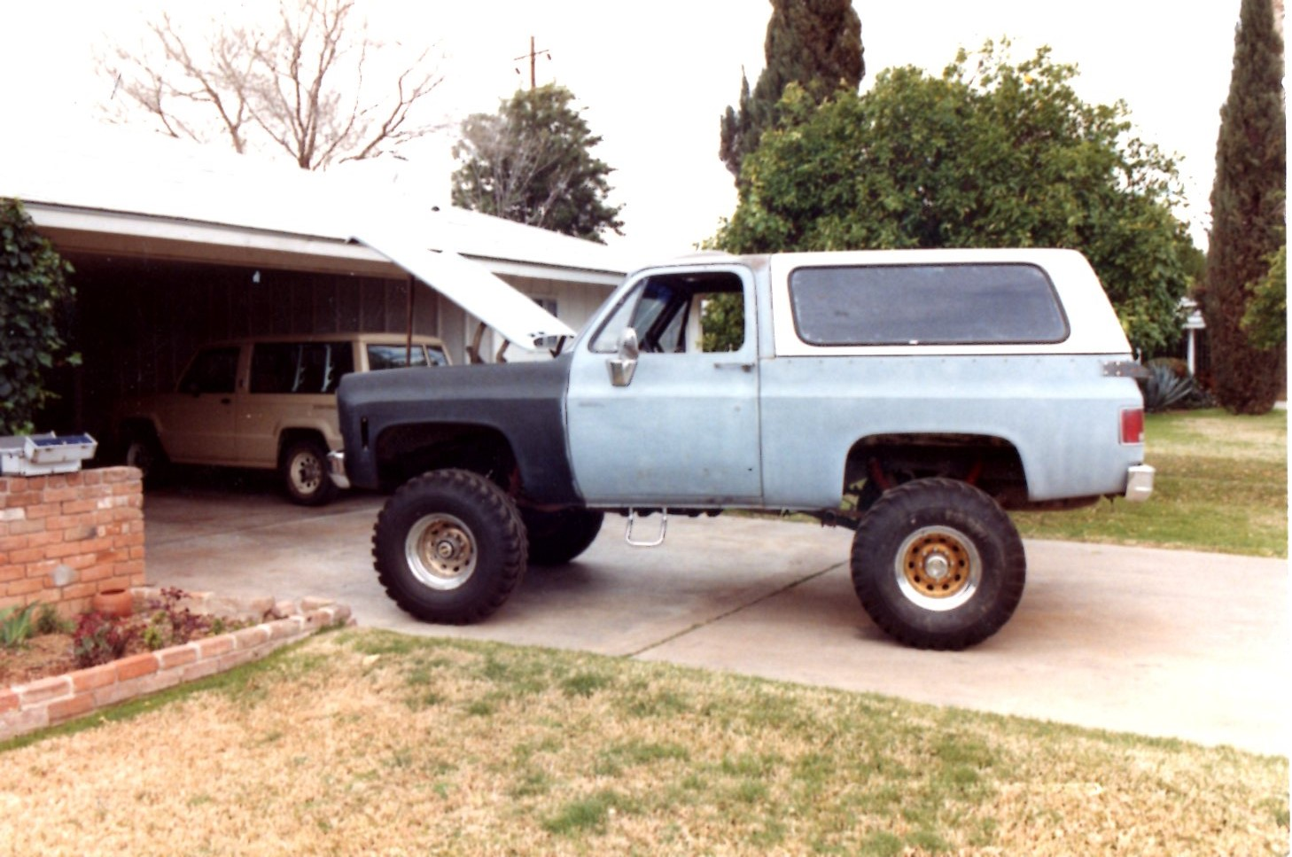 1978 Chevrolet C/K Pick-Up