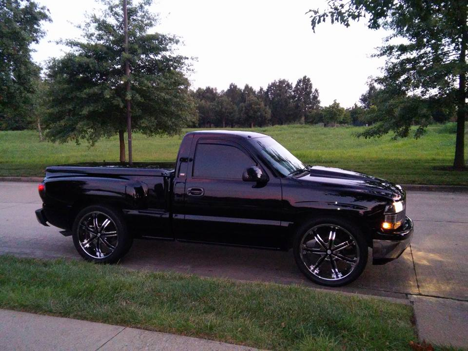 2004 Chevrolet 1500-Regular-Cab
