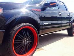 2013 Ford F150-SuperCrew-Cab